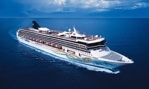 Die Norwegian Spirit der Reederei Norwegian Cruise Line
