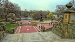 Bethesda Fountain im Central Park