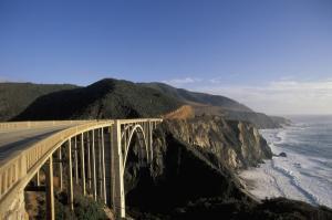 Big Sur/Highway 1 in Kalifornien (© by Visit California)