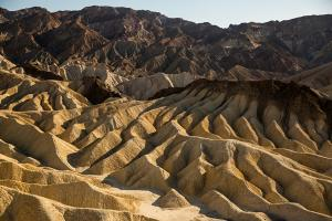 Zabriskie Point in California's Death Valley National Park(© Visit California/Max Whittaker)