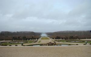 Garten von Schloss Versailles