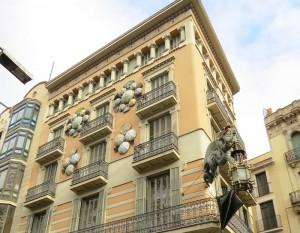 Gaudi-Haus Barcelona